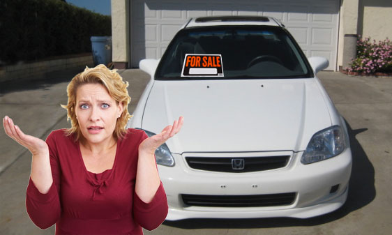 How to make the most money selling your used car
